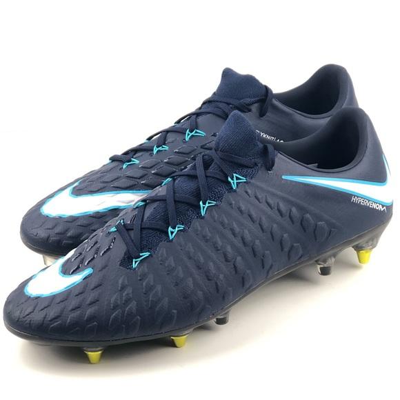 9f617077cb80 Nike Hypervenom Phantom III SG-Pro Soccer Cleats